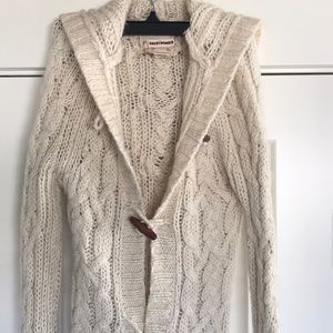 Classic Abercrombie knit sweater! Great condition
